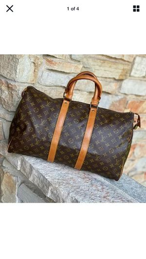 Authentic Louis Vuitton Keepall 45 for Sale in San Diego, CA