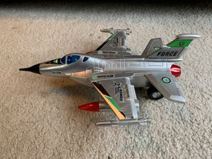 F16 Fighter Jet Airplane Toy ✈️ for Sale in San Antonio, TX