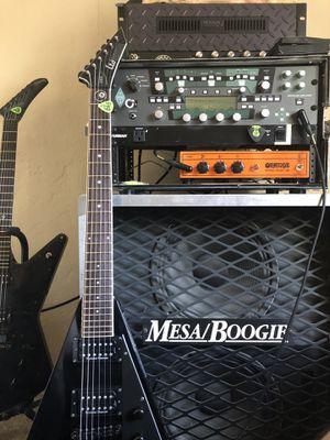 ESP LTD DV8 R Flying V Guitar for Sale in Phoenix, AZ