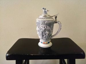 Beer stein, Avon Collectable, signed and numbered for Sale in East Wenatchee, WA