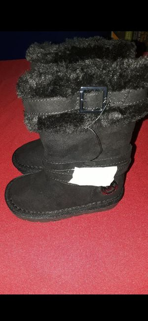 Baby girl Michael kors boots size 5c for $23 firm for Sale in Stockton, CA