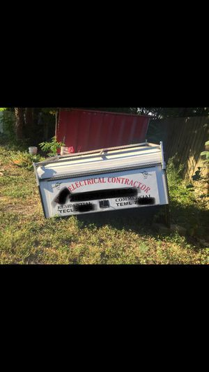Utility truck camper(Mazda/Toyota) for Sale in Houston, TX
