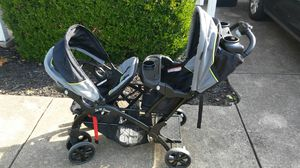 Baby trend Double stroller for Sale in Murfreesboro, TN