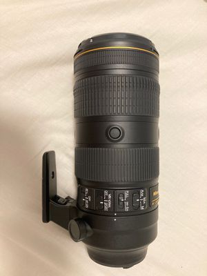 Nikon - AF-S NIKKOR 70-200mm f/2.8E FL ED VR for Sale in Culver City, CA