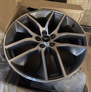 """American Muscle Mustang 20"""" rims!! for Sale in Fairfax Station, VA"""