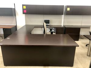 Knoll Modular free standing desk set for Sale in Hyde Park, OH