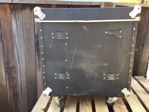 Travel Trap Case on Wheels for Drum Music Camera etc equipment for Sale in Los Angeles, CA