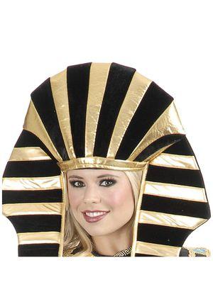 Egyptian headpeice Costume Pharoah - King TUT for Men and Women Costumes - Headdress for Sale in Scottsdale, AZ