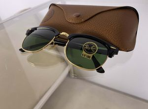 Brand New Authentic RayBan Clubmaster Sunglasses for Sale in Las Vegas, NV