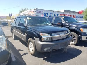 2003 Chevrolet Avalanche 4X4 NO CREDIT CHECKS for Sale in Phoenix, AZ