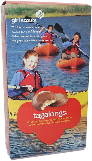3 Boxes of Tagalongs Girl Scout Cookies for Sale in Windsor, CA