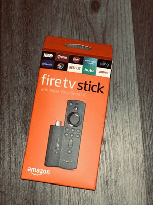 Fire TV stick jail broken for Sale in Santa Clara, CA