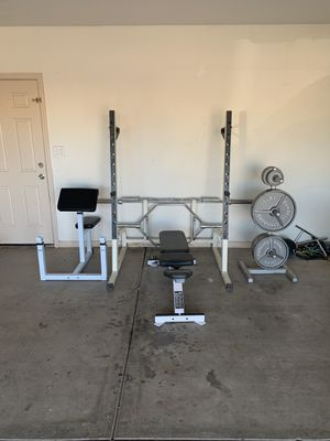 Home gym equipment for Sale in Phoenix, AZ