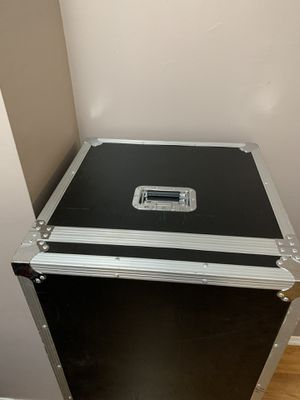 DJ trunk/ utility case for Sale in Queens, NY