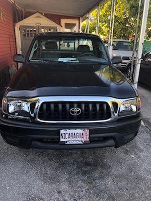 Toyota tacoma 2001 for Sale in Miami, FL