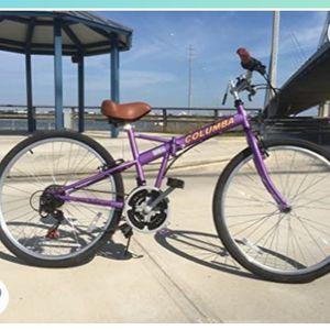 "Folding Bike 26"" New Brand Columbia for Sale in Miami, FL"