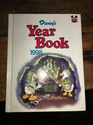 Disney Yearbooks for Sale in Alexandria, VA