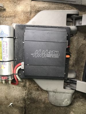 Mmats amp for Sale in Chelsea, MA