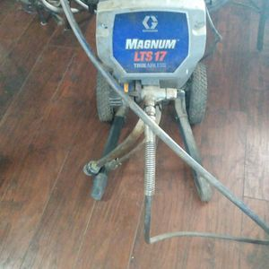 Paint Sprayer M A G N U M Lts 17 True Airless for Sale in Pinetop, AZ
