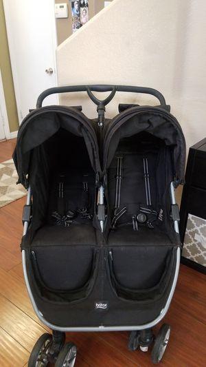 Britax double stroller black for Sale in Henderson, NV