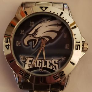 Stainless Steel Phildelphia Eagles Watch for Sale in Baltimore, MD