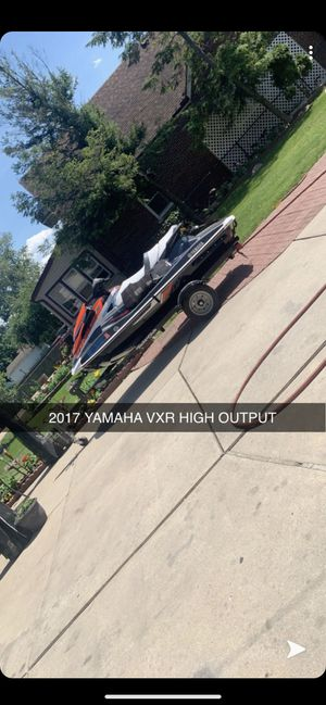 2017 Yamaha Vxr for Sale in Dearborn, MI