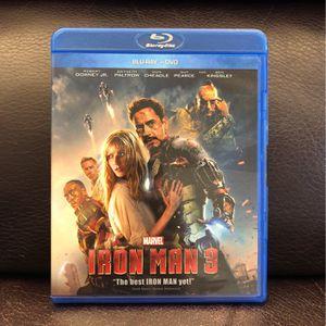 Iron Man 3 for Sale in Fairfax, VA