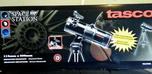 Tasco Spacestation Telescope (49114500) for Sale in Stockton, CA