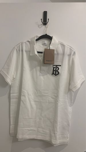 Burberry Polo- Size M for Sale in East Brunswick, NJ