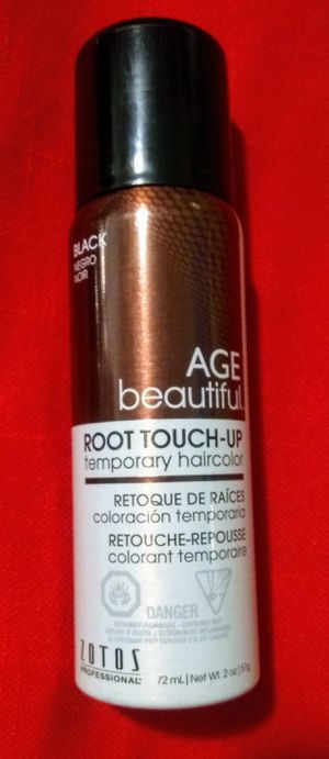 Now $1. Age beautiful black temp touch up hair color almost new. Only tried a tiny bit. Purchased within last 2 months for Sale in Rio Linda, CA
