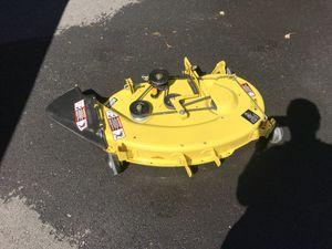 "38 "" John Deere mowing deck (like new) for Sale in Lansdale, PA"