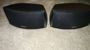 Bose speakers $40.00 for Sale in Oxnard, CA