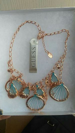 NEW GUESS NECKLACE FIRM PRICE for Sale in Riverside, CA