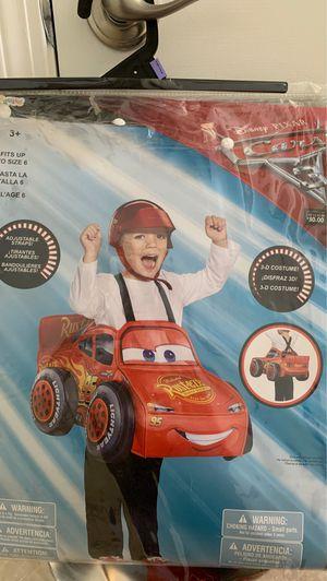 Lightning McQueen Disney Cars3 Halloween costume for Sale in Chula Vista, CA