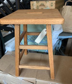 Small stool for Sale in Hillsborough, CA