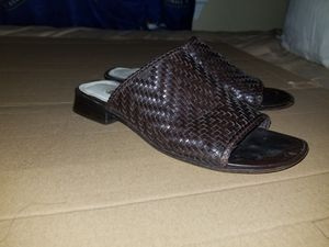 Genuine Talbots leather-mesh slipper for Sale in Rockville, MD