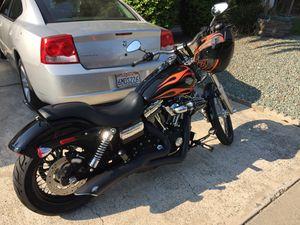 2013 Harley Davidson Dyna Wide Glide for Sale in Modesto, CA