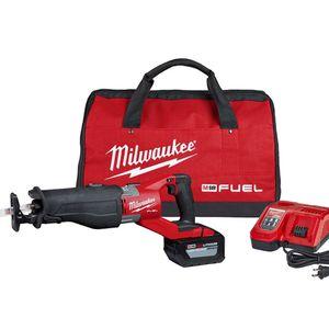 Milwaukee 2722-21HD M18 FUEL Super Sawzall Kits for Sale in Arlington, VA