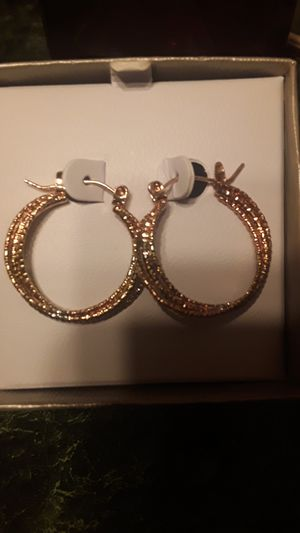 Hoop earrings for Sale in Aliquippa, PA