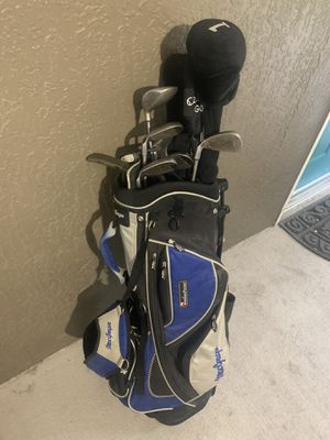 Golf clubs for Sale in Tampa, FL