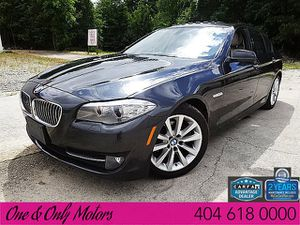 2011 BMW 5 Series for Sale in Doraville, GA