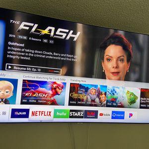 "Samsung 65"" Class Q7F QLED 4K TV for Sale in Tukwila, WA"