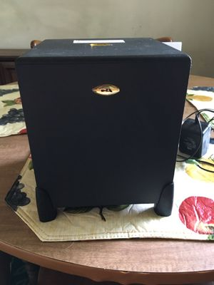 Sub woofer speaker for Sale in REPUBLICN GRV, VA