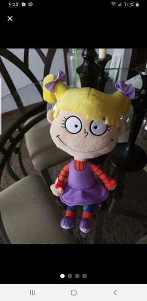 Rugrats plush for Sale in Shingle Springs, CA