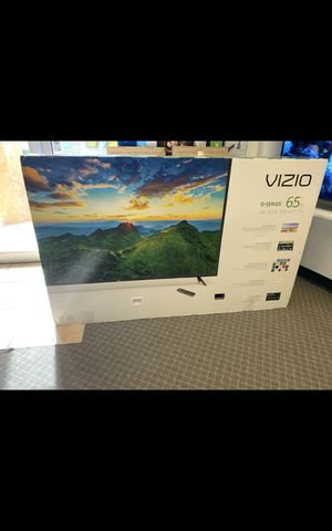 Vizio 65 led smart 4k HDTV like new in box comes with 6 month warranty Ask us about our different $$$$$$$$ options for Sale in Phoenix, AZ