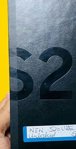 """Brand New S20 Ultra 5G Unlocked (Finance for $80 down, No credit needed) $799""""Brand New S20 Ultra 5G Unlocked (Finance for $80 down, No credit needed) for Sale in Carrollton,  TX"""