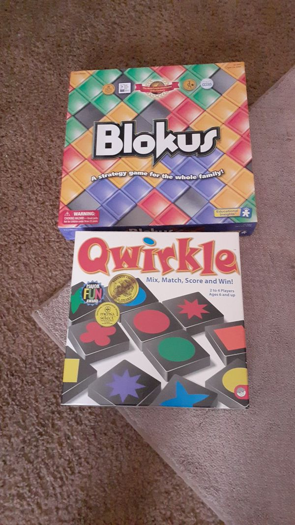 2 Brand New Board Games