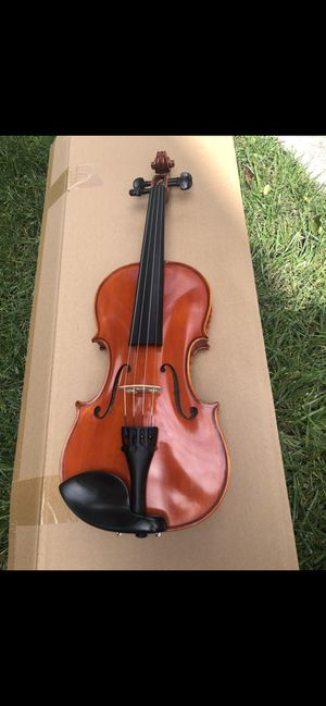 3/4 brand new violin included bow and case for Sale in Newark, CA