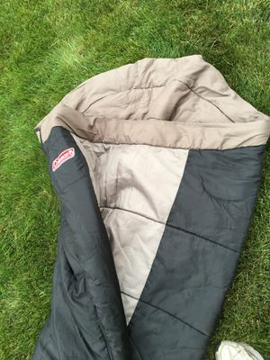 Sleeping Bag. (Black/Grey). ((Qty. 2)) for Sale in Littleton, CO
