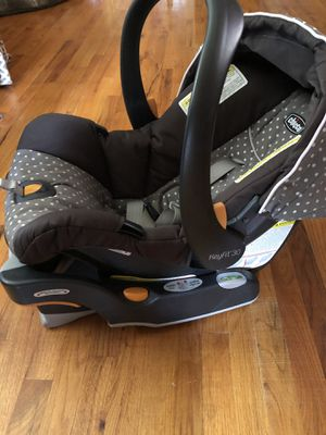 Chicco keyfit Infant Car seat for Sale in Lebanon, TN
